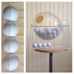 Лототрон Sphera, лотерейный шар